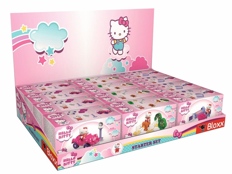 BIG - PlayBIG BLOXX Hello Kitty Starter set DP12
