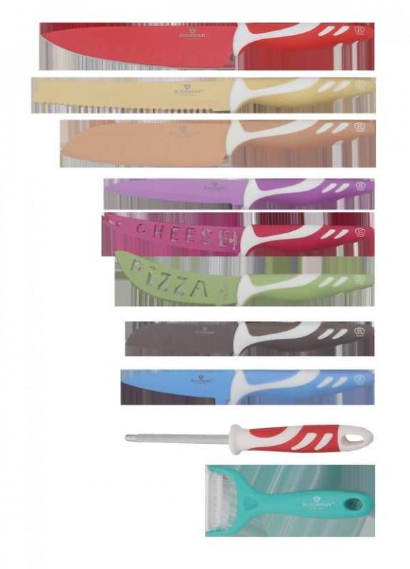 BLAUMANN - Nože sada 11-dílná, BL-2105