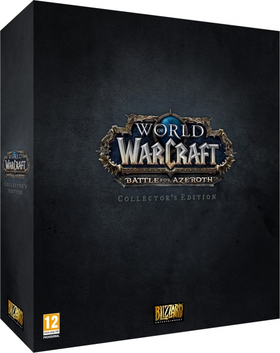 BLIZZARD - PC World of Warcraft: Battle for Azeroth CE