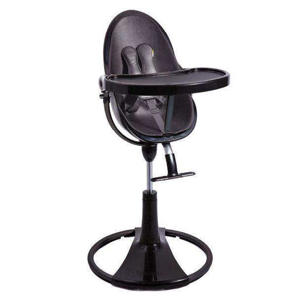 BLOOM - Dětská židlička Fresco Chrome (BK) - pouze rám