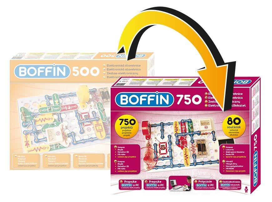 BOFFIN - Boffin 500 - rozšíření na Boffin 750