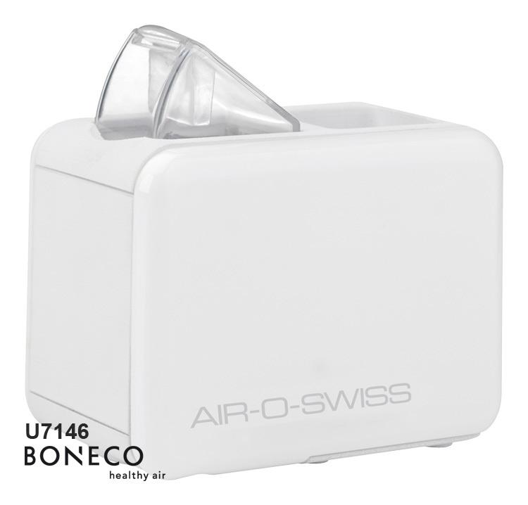 BONECO - Air-O-Swiss U7146 Ultrazvukový zvlhčovač vzduchu mini bílý