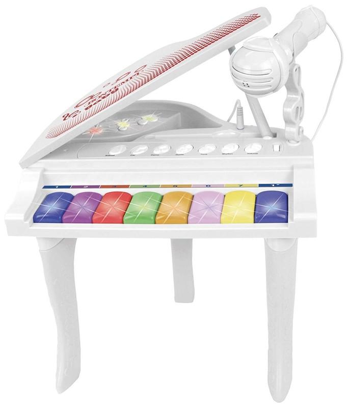 BONTEMPI - Baby elektronické piano s mikrofonem 102025