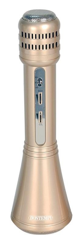 BONTEMPI - Bezdrátový mikrofon 485001
