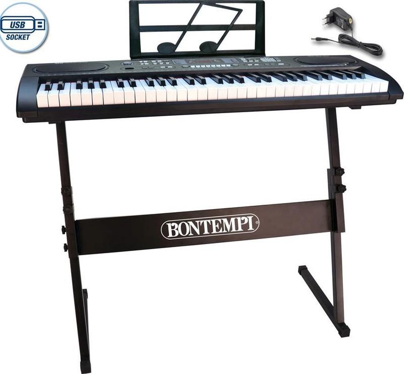 BONTEMPI - dětské digitální klávesy 166125