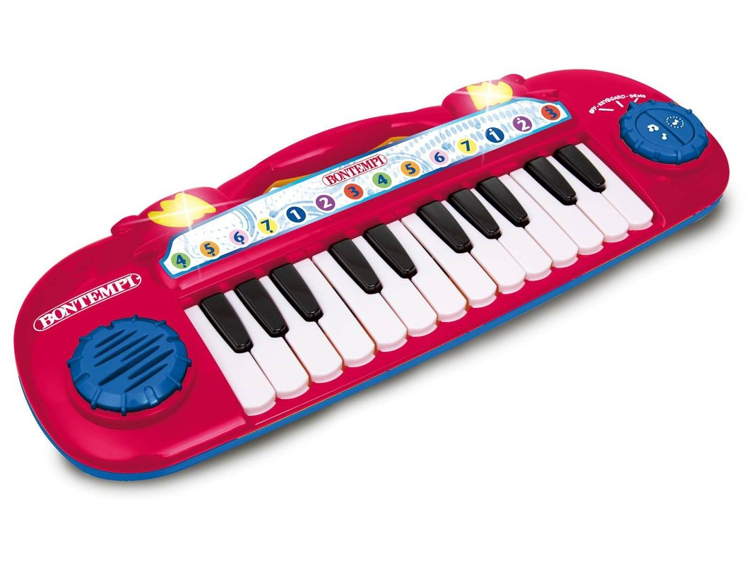 BONTEMPI - dětské elektronické klávesy 122411