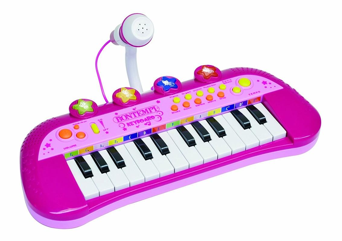 BONTEMPI - dívčí elektronické klávesy 122971