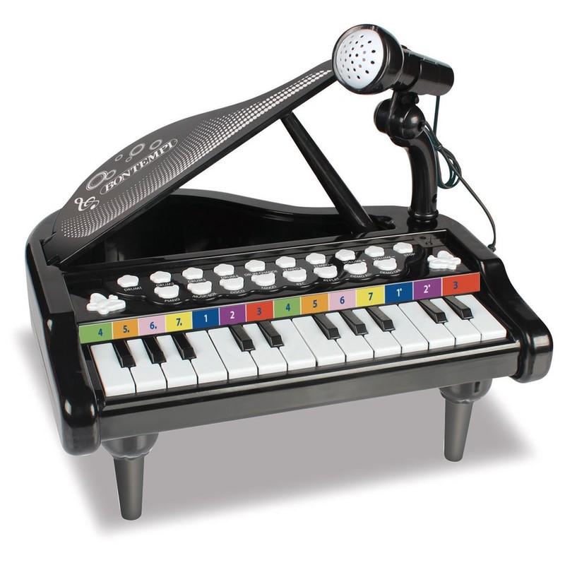 BONTEMPI - elektronické piano s mikrofonem 102010