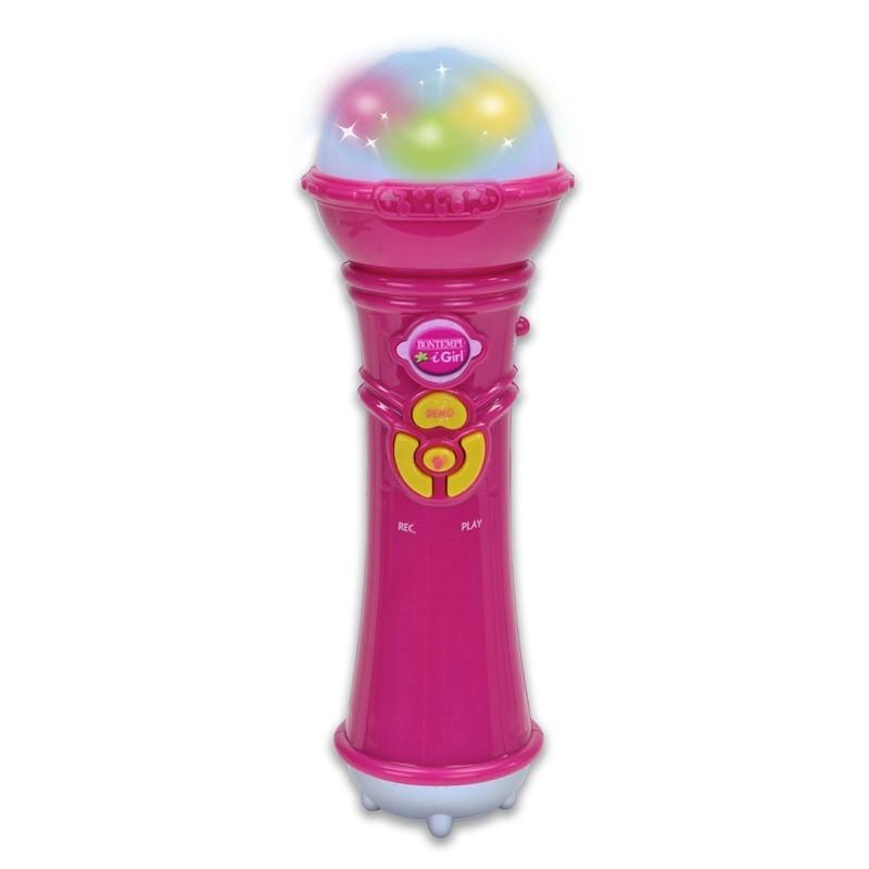 BONTEMPI - Karaoke mikrofon 412772 Bontempi