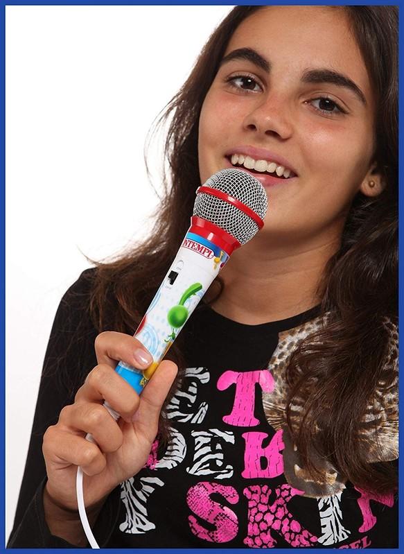 BONTEMPI - Karaoke mikrofon kondenzátorový 490010 Bontempi