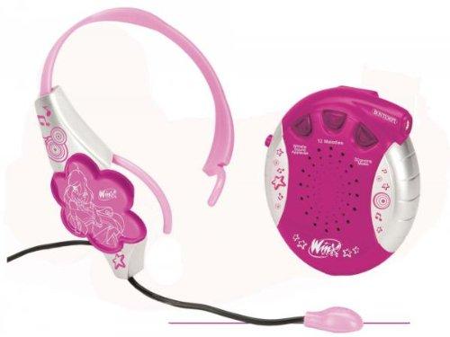 BONTEMPI - Zesilovač s mikrofonem a sluchátky Winx BAM6576