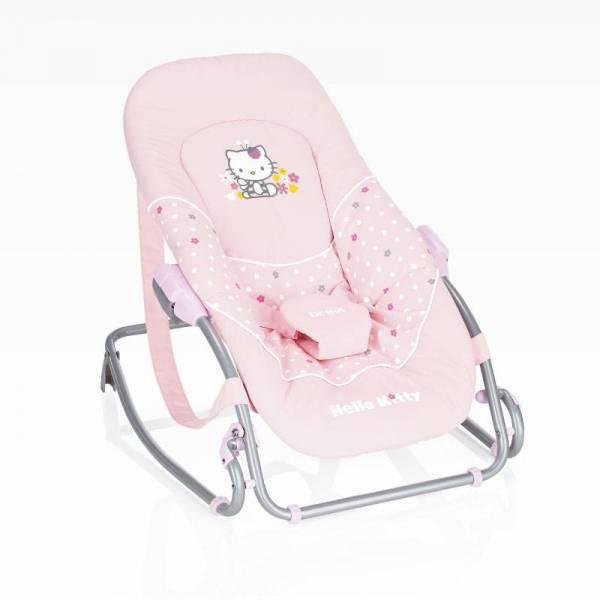 BREVI - 558 ST Baby Rocker Křesílko na odpočinek Hello Kitty