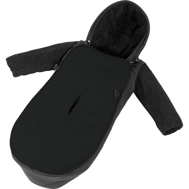 BRITAX - Fusak Cosytoes Baby-Safe/Baby-Safe Plus (II), Neon Black