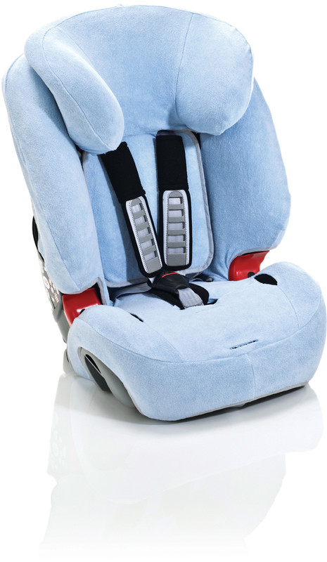 BRITAX - Letní potah Evolva 1-2-3 Plus, Multi-Tech - Blue