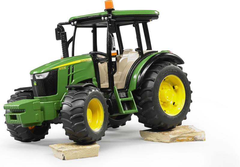 BRUDER - 02106 Traktor John Deere 5115 M