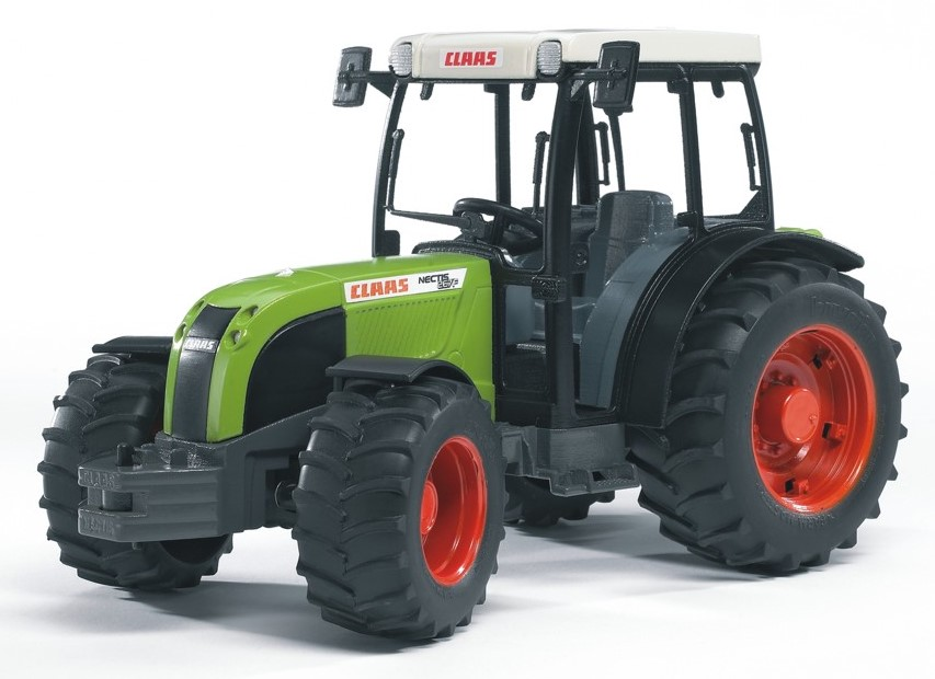 BRUDER - 02110 Traktor CLAAS Nectis 267 F