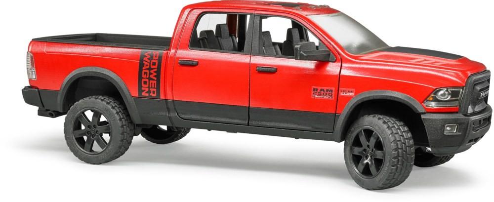 BRUDER - 02500 Jeep RAM 2500 Power Wagon