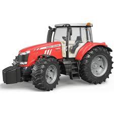 BRUDER - 03046 Traktor Massey Ferguson 7624