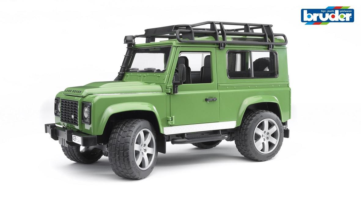 BRUDER - Land Rover Defender