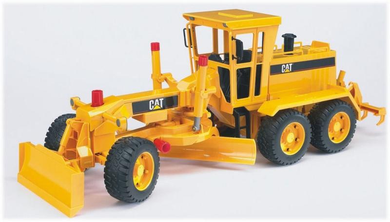 BRUDER - Pracovní stroj CAT Grader