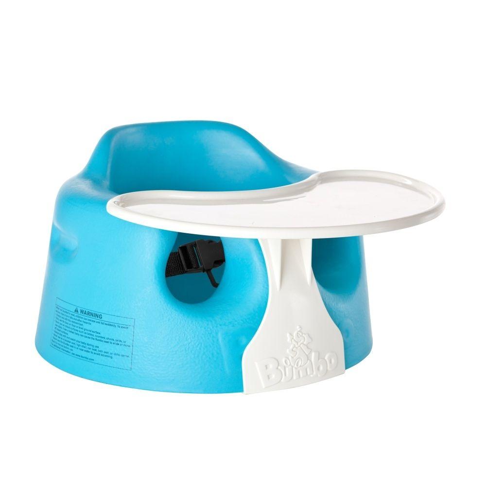 """BUMBO - Dětská sedačka,, Bumbo """"- modrá"""