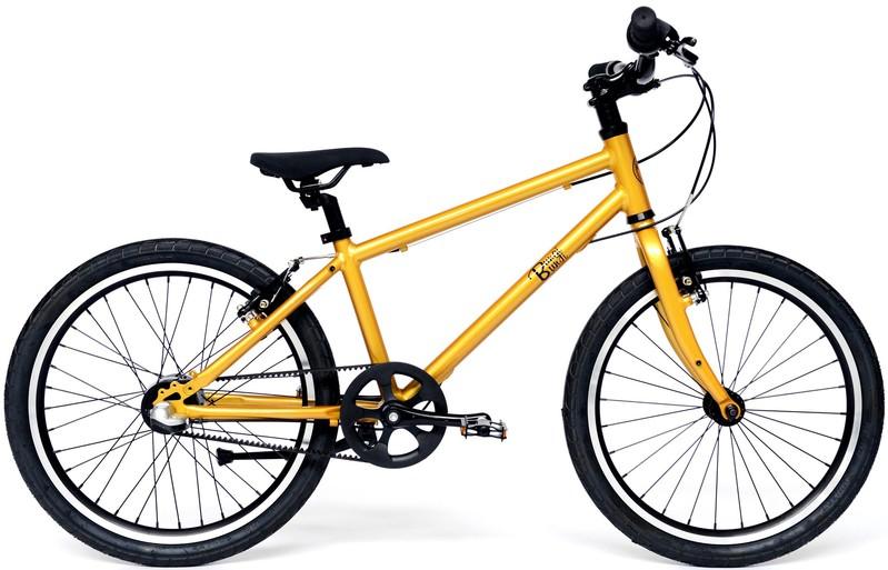 "BUNGI BUNGI BIKES - Dětské kolo Lite 20 "", Nexus 3 Hliníkový ultra lehký 2019-Pineapple Yellow"