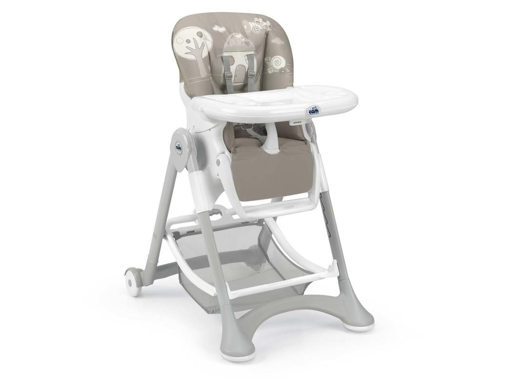 CAM - Jídelní židlička Campione - Col.227