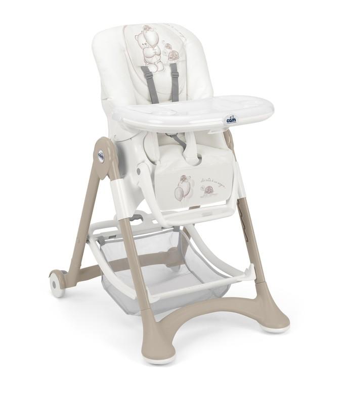 CAM - Jídelní židlička Campione, col.241