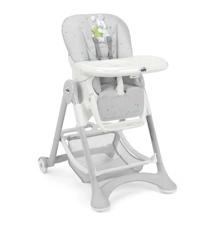 CAM - Jídelní židlička Campione, col.242