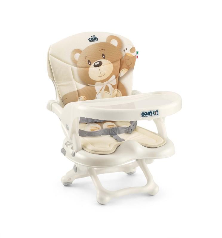 CAM - Jídelní židle Smarty s polstrováním Pop 2015, col. 219