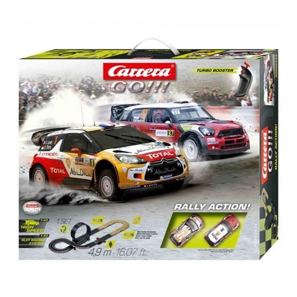 CARRERA - Autodráha GO 62434 Rally Action
