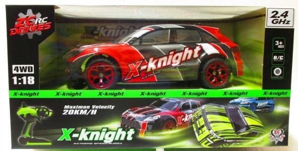 CASALLIA - Auto X-KNIGHT R / C