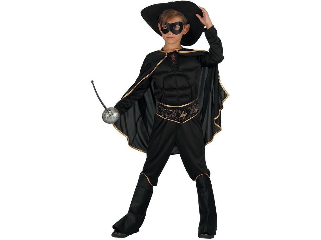 CASALLIA - Kostým Bandita s kloboukem L