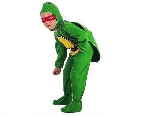 CASALLIA - Karnevalový kostým bojovník Želva