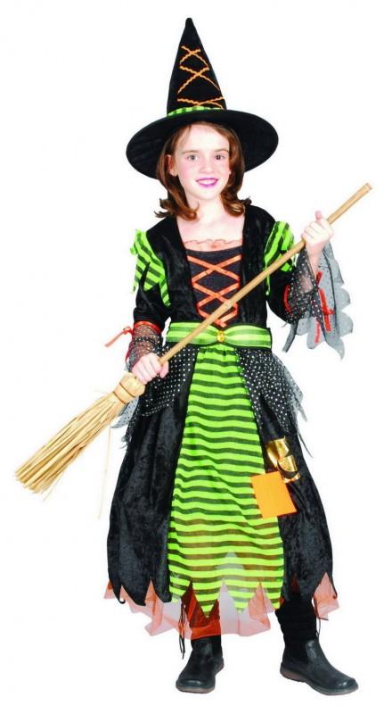 CASALLIA - Karnevalový kostým Čarodějnice 4 - L