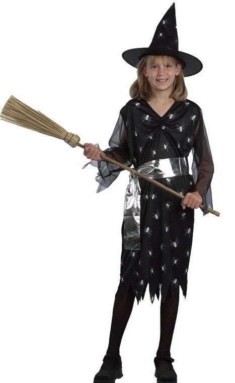 CASALLIA - Kostým Čarodějnice s páskem S