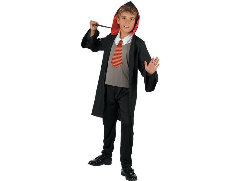 CASALLIA - Kostým Čaroděj s kapucí L
