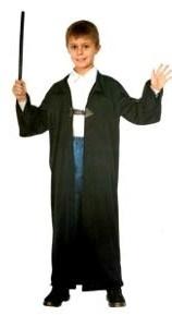 CASALLIA - Kostým Čaroděj s kapucí S