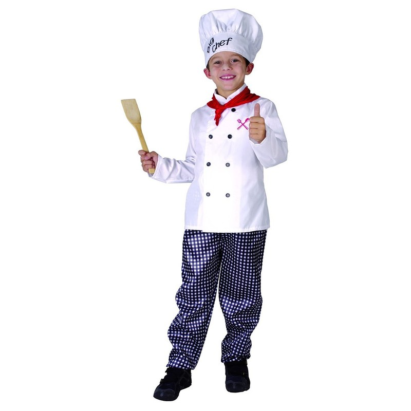 CASALLIA - Kostým Kuchař Chef S