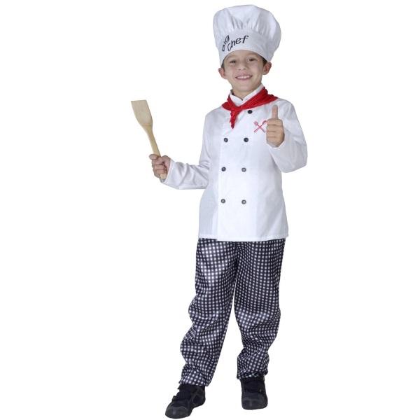 CASALLIA - Kostým Kuchař - S