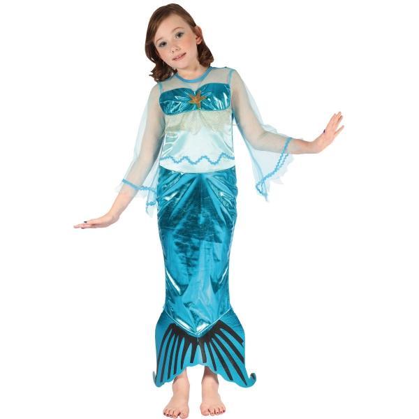 CASALLIA - Karnevalový kostým mořská panna - S