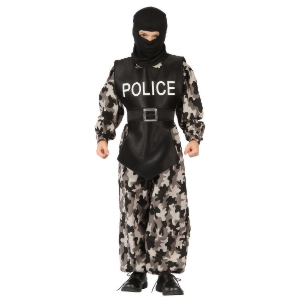 CASALLIA - Karnevalový kostým Policista S