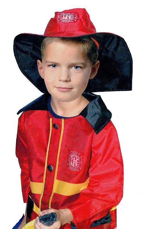 CASALLIA - Kostým Požárník Uni