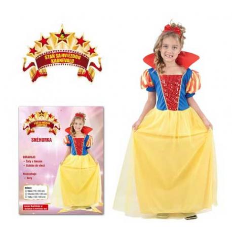 71574a68e CASALLIA - Karnevalový kostým Sněhurka (velikost S)