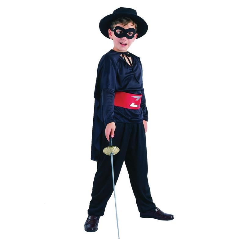 CASALLIA - Kostým Zorro M