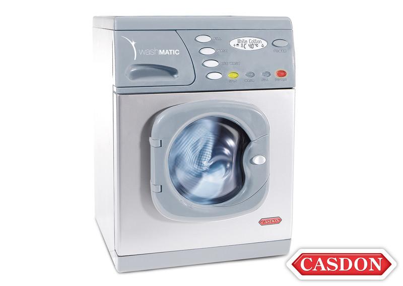 CASDON - Automatická pračka s funkcemi 30x21,5x23 cm