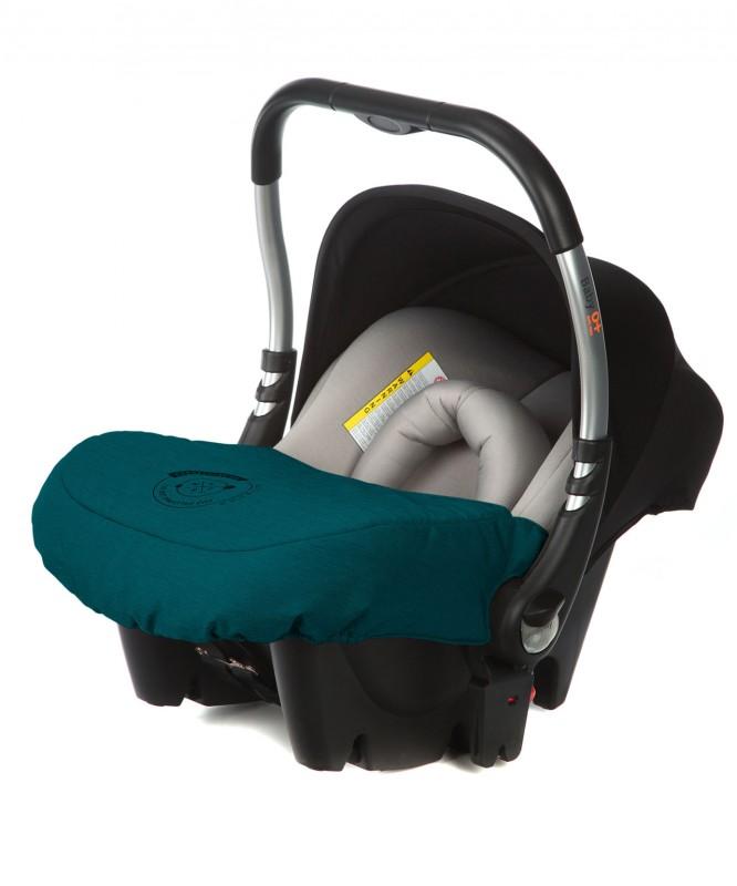 Casualplay - Autosedačka Baby 0 plus 0-13 kg 2017 - CAPRI