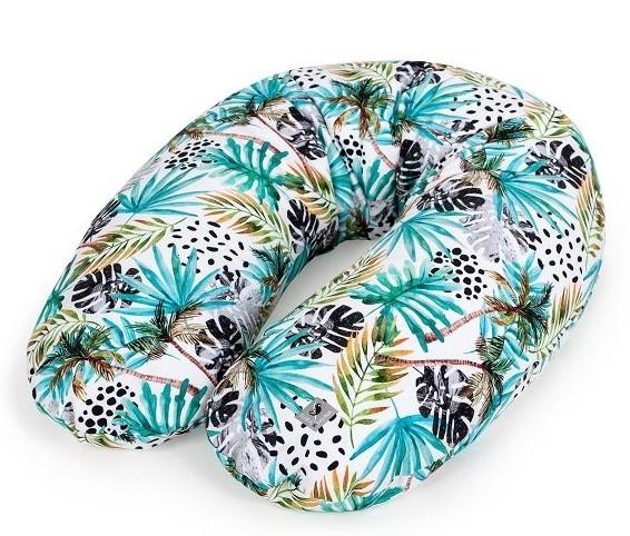 CEBA - Kojící polštář 190cm - relaxační poduška Cebuška Physio Multi -Flora & Fauna Palmas