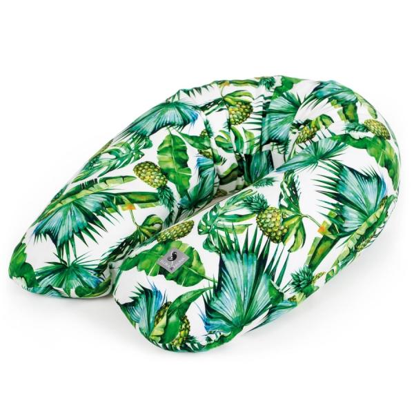 CEBA - Kojící polštář 190cm - relaxační poduška Cebuška Physio Multi -Flora & Fauna Pina