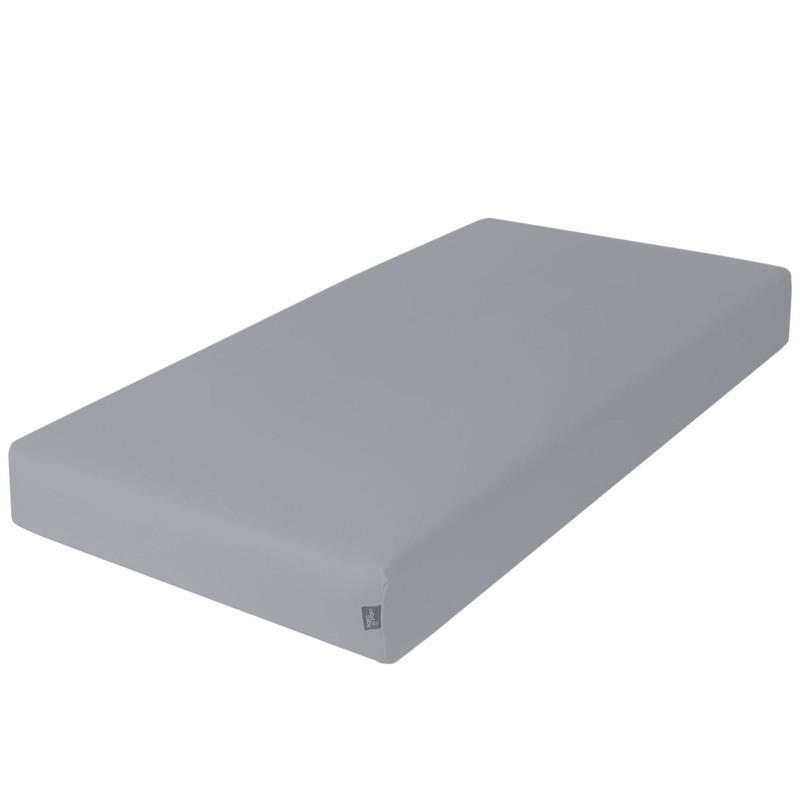 CEBA - Plachta Žerzej napínací s gumou 120x60cm tmavě šedá